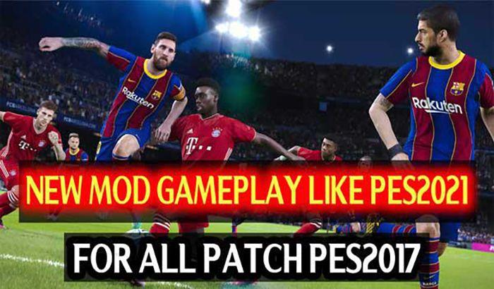 گیم پلی Real Gameplay Like PES 2021