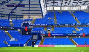 استادیوم Stamford Bridge برای PES 2021 توسط OMARBONVI