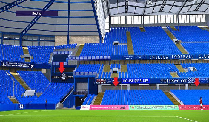 استادیوم Stamford Bridge