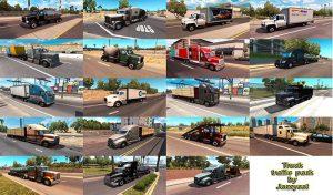 کامیون پک Traffic برای آمریکن تراک 2