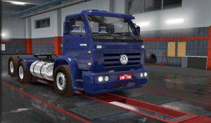 کامیون Volkswagen Titan 18.310 RL 1.36 1.40 برای یورو تراک 2