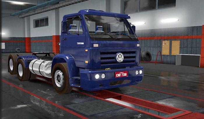کامیون Volkswagen Titan 18.310 RL 1.36 1.40