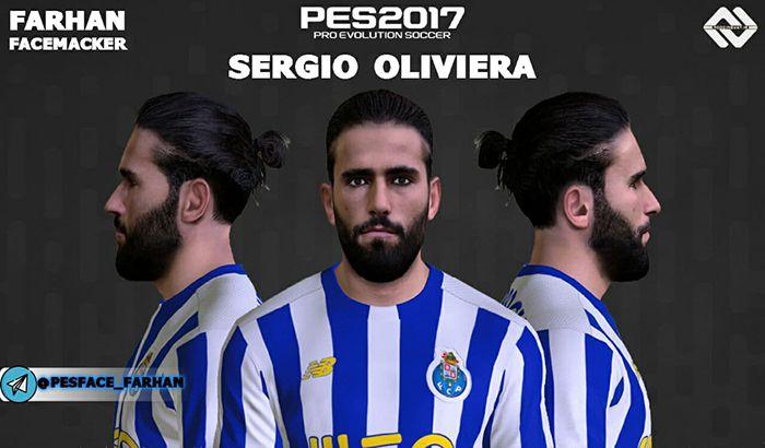 فیس Sérgio Oliveira
