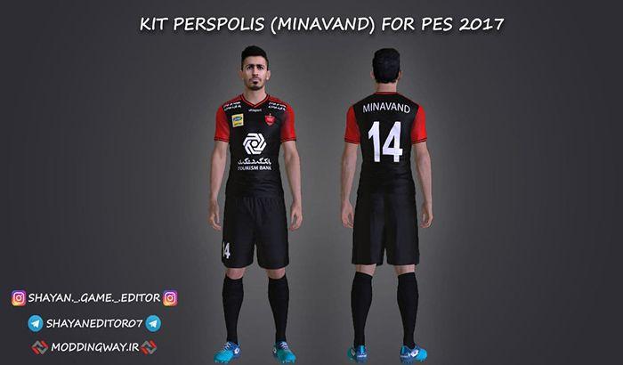 کیت Persepolis FC