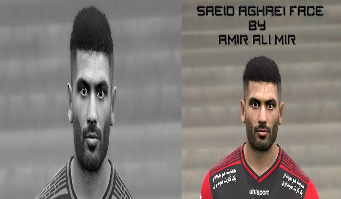 فیس Saeid Aghaei