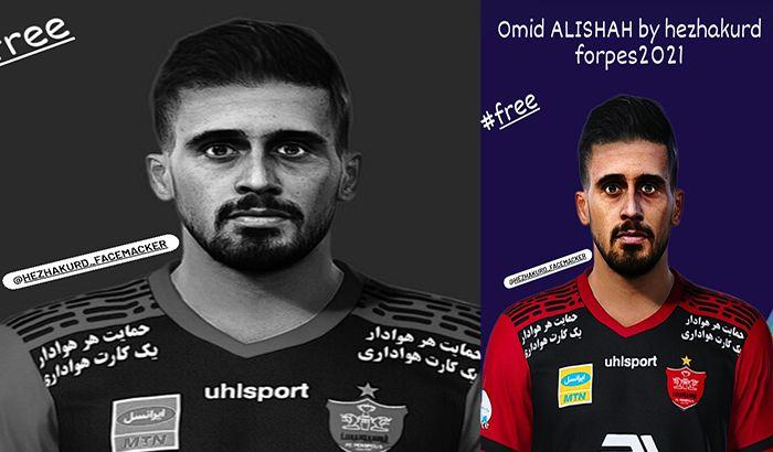 فیس Omid Alishah