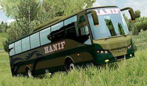 اتوبوس Hino RM2 Ac Coach 1.31 برای یورو تراک 2