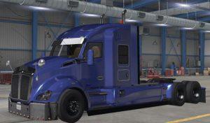 کامیون Kenworth t680 custom برای کامپیوتر