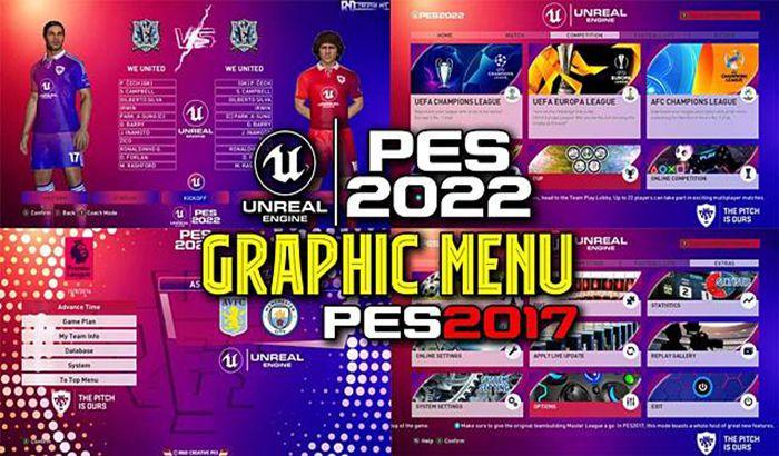 ماد گرافیکی PES 2022 Style