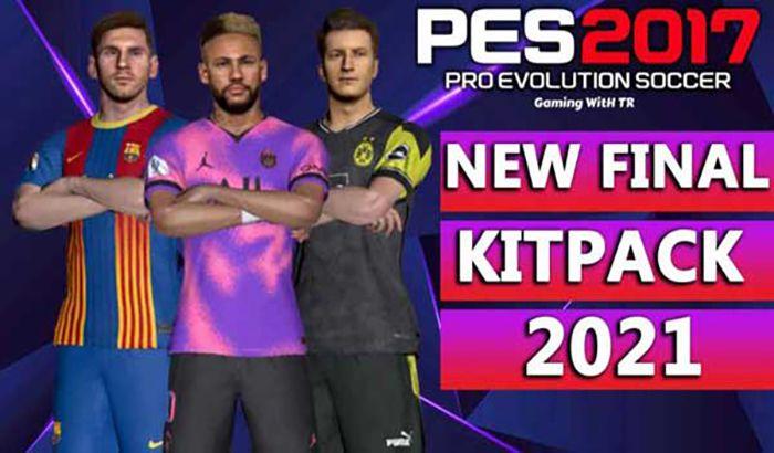 کیت پک Final Kitpack 2021