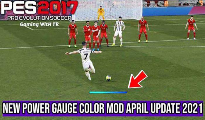 ماد گرافیکی Power Gauge Color Mod
