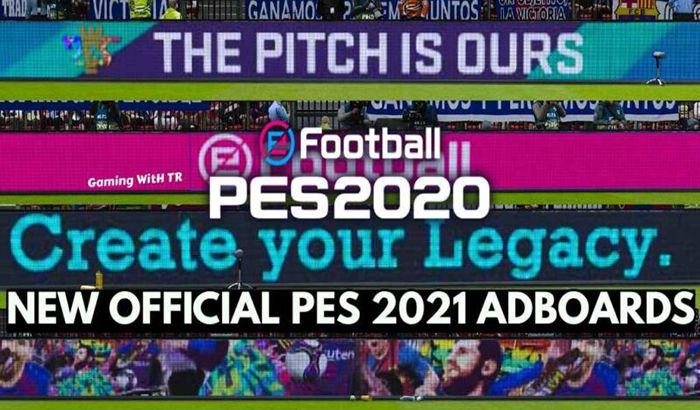 ادبورد OFFICIAL PES 2021