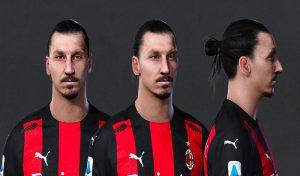 فیس Zlatan Ibrahimovic برای PES 2021 توسط Owen31