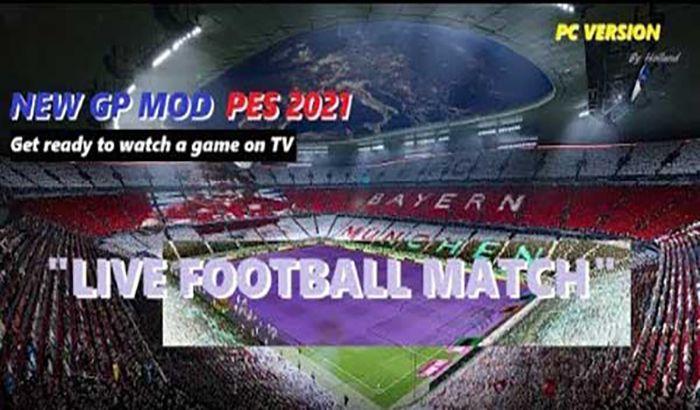 گیم پلی Gameplay Mod 1.05.00 Live Football