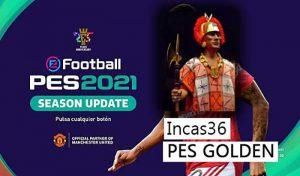 دانلود گیم پلی Golden برای PES 2021  + هماهنگ با کرک باپیس