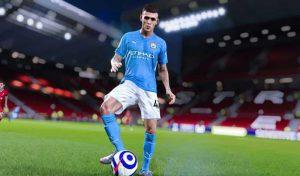 کیت Manchester City Leakedبرای PES 2021 – فصل 2021-22