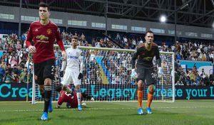 کیت Manchester Unitedبرای PES 2021 توسط mam14901