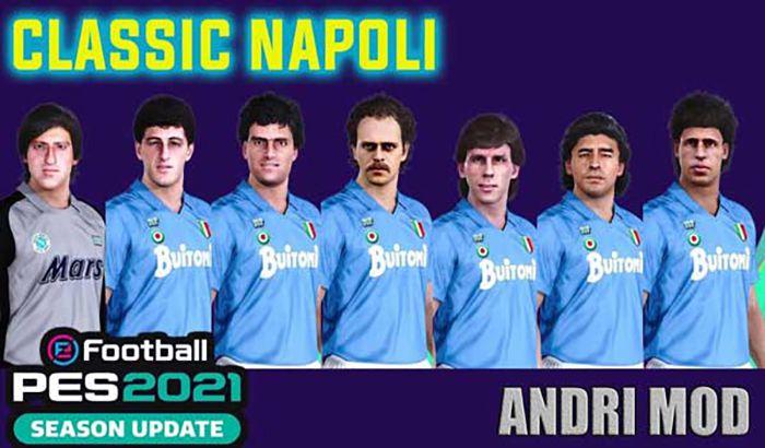 فیس پک کلاسیک Napoli