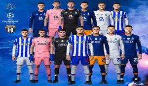 کیت Porto FCبرای PES 2021 توسط BM
