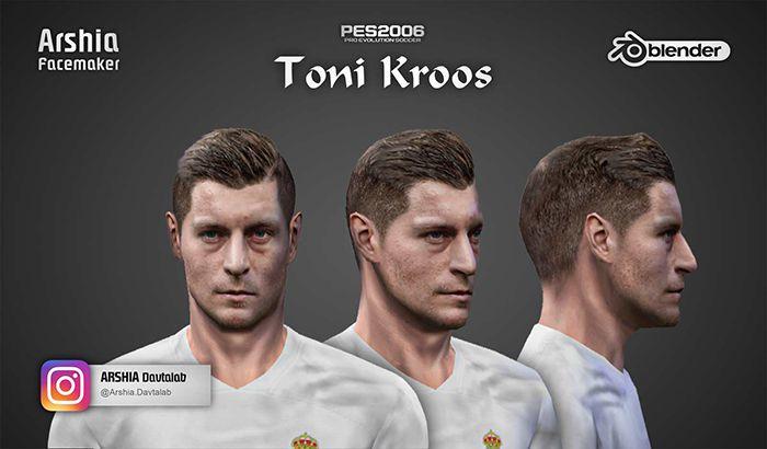 فیس Toni Kroos