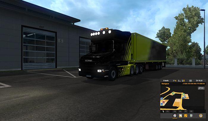 صدا all truck v8 sound 1.0