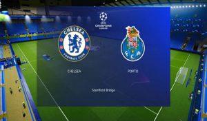 اسکوربرد UEFA Champions League برای PES 2021