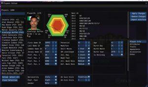 ابزار ویرایش Live Editor 21.1.1.7 برای FIFA 21 توسط Aranaktu