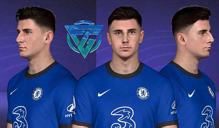 فیس Mason Mount Chelsea FC
