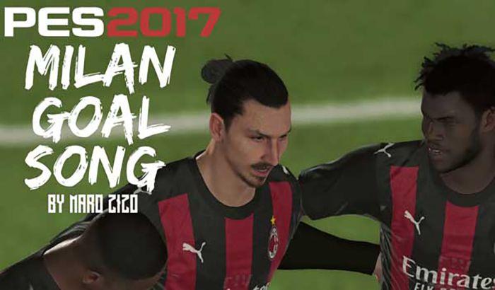 ماد خوشحالی Milan Goal Song 2021