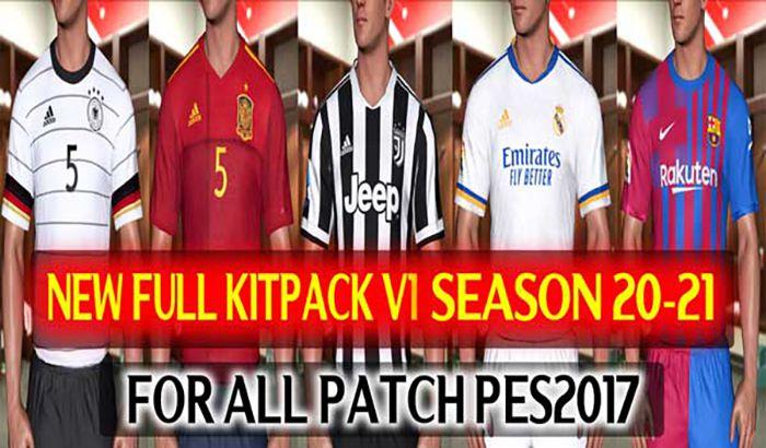 کیت پک v1 Season 2021-2022