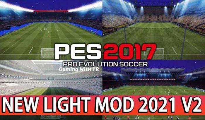 ماد گرافیکی Light Mod 2021 v2