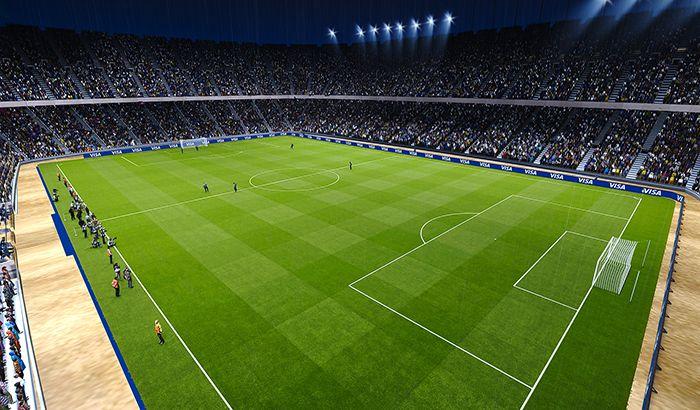 استادیوم Classic Camp Nou 1957
