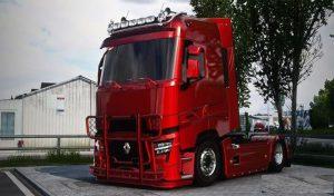 کامیون RENAULT NEW RANGE T EDITION 1 برای یورو تراک 2