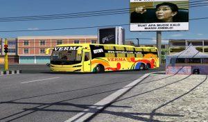 اتوبوس Volvo Celeste Sleeper Bus Mod برای یورو تراک 2