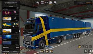 کامیون Volvo FH16 2012 برای یورو تراک 2