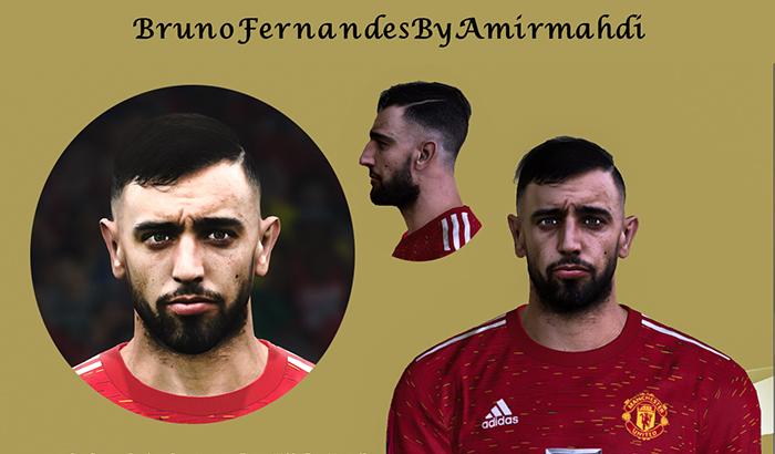 فیس Bruno Fernandes