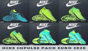 پک کفش Impulse Euro 2020 برای PES 2017 توسط aditya_rhs