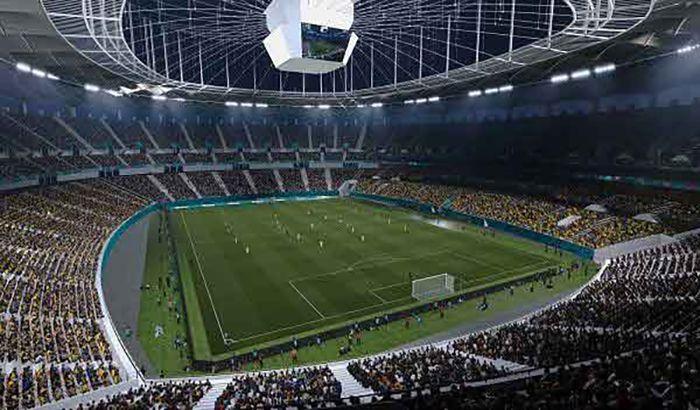 استادیوم Arena Nationala EURO 2020