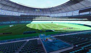 استادیوم Baku Olympic برای PES 2021 توسط lohan258