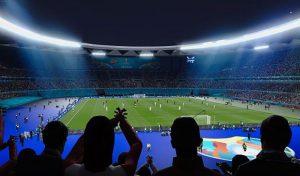 استادیوم Estadio Olímpico de La Cartuja Euro 2020 برای PES 2021