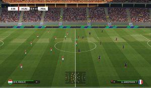 اسکوربرد International Friendlies برای PES 2021 توسط Spursfan07