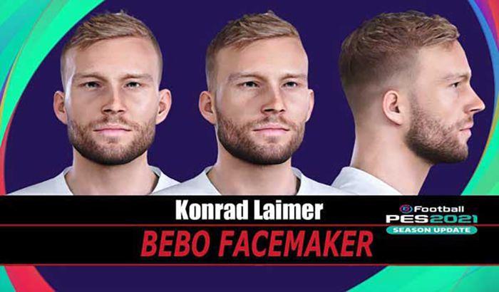 فیس Konrad Laimer