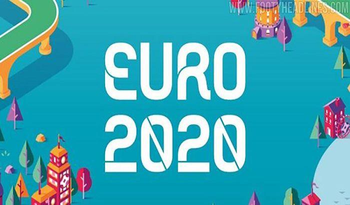 فونت Uefa Euro 2020 Official