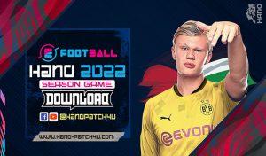 دانلود پچ eFootball HANO 2022 برای PES 2017 – بهترین پچ فصل 2022 + آپدیت 1.2