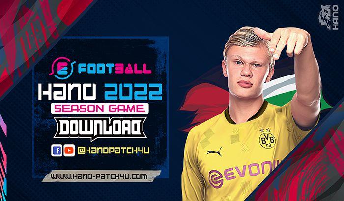 پچ eFootball HANO 2022