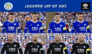 کیت پک تیم Leicester City 2022 برای PES 2021
