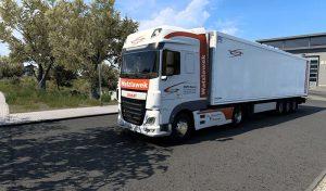 کامیون Combo skin Watzlawek 1.0 برای یورو تراک 2