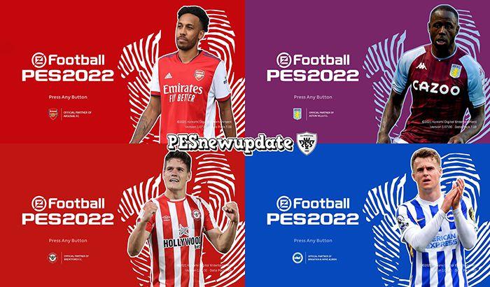منو گرافیکی Premier League Vol 1