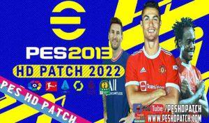 پچ HD PATCH 2022 AIO برای PES 2013 فصل 2022