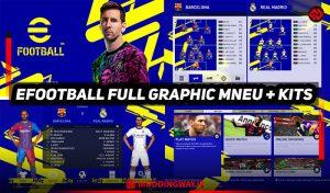 ماد گرافیکی EFOOTBALL 2022 برای PES 2017